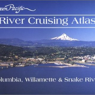 PRC Evergreen River Cruising Atlas for Columbia, Snake and Willamette Rivers