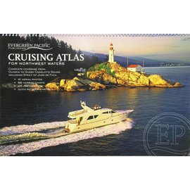 PRC Evergreen Cruising Atlas for Northwest Waters