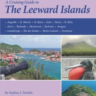 PRC Cruising Guide to Leeward Islands by Seaworthy