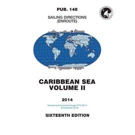 PS SDPub148  Sailing Directions Caribbean Sea (enroute) V2