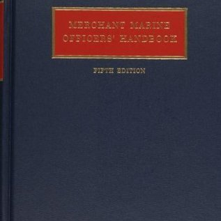 SCF Merchant Marine Officers Handbook  5th ED