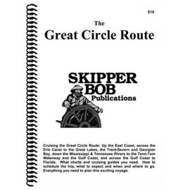 SKI Great Circle Route by Skipper Bob Cruising Guide
