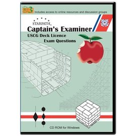 SSN Starpath Captain's Examiner CD