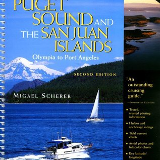 TAB A Cruising Guide to Puget Sound and the  San Juan Islands - Olympia to Port Angeles