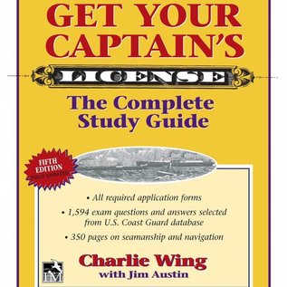 TAB Get Your Captains License 5th Edition 2015 by Charlie Wing