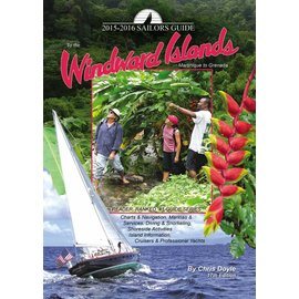 Sailors Guide to the Windward Islands 17E 2015-2016