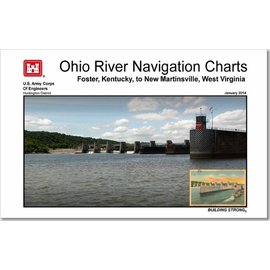 COE Ohio River - Foster to New Martinsville Chartbook Corps of Engineers  2014