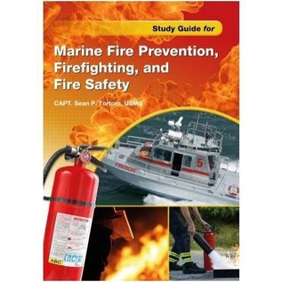 SCF Marine Fire Prevention Firefighting and Fire Safety Study Guide