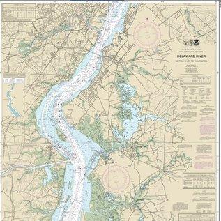 NOS NOS 12311 OGF Delaware River - Smyrna River to Wilmington