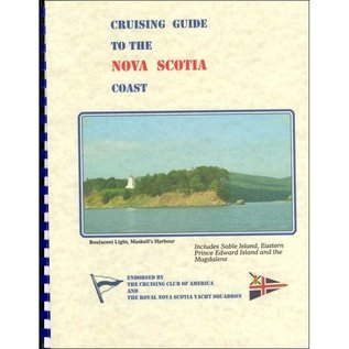 Pilot Press Cruising Guide to the Nova Scotia Coast, 2014