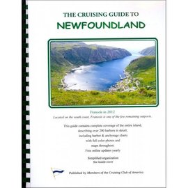 Pilot Press Cruising Guide to Newfoundland, 2014