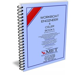 MET Workboat Engineer and OIler Vol 5 BK-107-5 MET