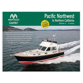 MTP ChartKit 15 Pacific Northwest to Northern California by Maptech