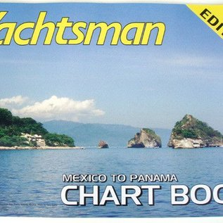 PRC Yachtsman Mexico to Panama Chartbook