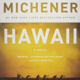 RH Hawaii, A Novel by James Michener