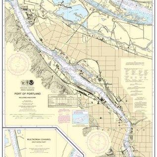 NOS NOS 18526 OGF Port of Portland, including Vancouver