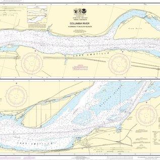 NOS NOS 18537 OGF Columbia River - Alderale to Blalock islands
