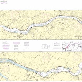 NOS NOS 18545PF OGF Lake Sacajawea