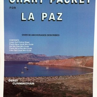 CRL La Paz Chart Packet from Charlie's Charts