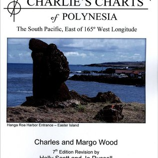 CRL Polynesia Cruising Guide from Charlie's Charts