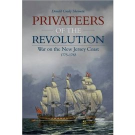 SCF Privateers of the Revolution: War on the New Jersey Coast 1775-1783