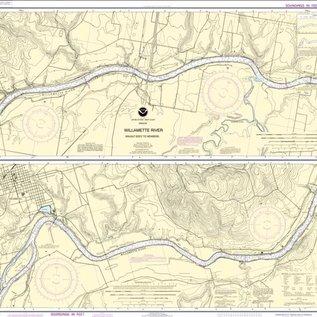 NOS NOS 18529 OGF Willamette River - Walnut Eddy to Newberg