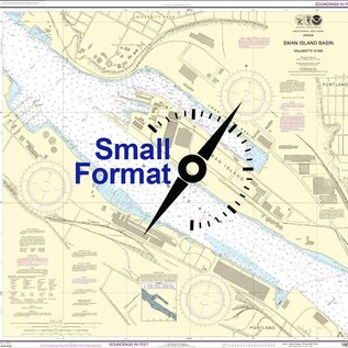 PRC NOS 18527 SF  Willamette River - Swan Island Basin