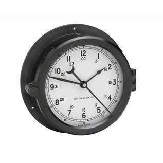 CHL Chelsea Chelsea Patriot Deck Clock with White Dial