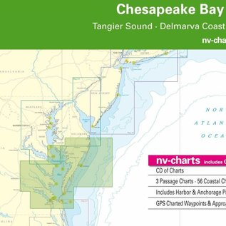NP NV Charts Region 5.2 Chesapeake Bay South Region 5.2