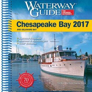 WG Waterway Guide Chesapeake Bay and Delaware Bay 2017