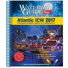 WG Waterway Guide Atlantic ICW 2017