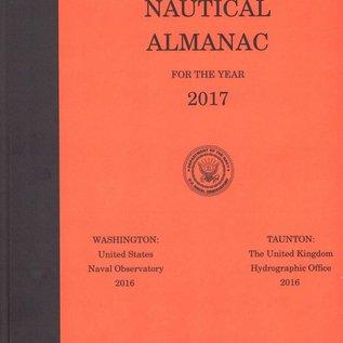 GPO Nautical Almanac 2017