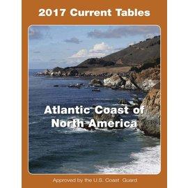 NOS Current Tables 2017 Atlantic Coast of North America