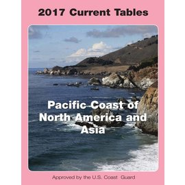 NOS Current Tables 2017 West Coast North & South America (inc. Hawaiian Islands)
