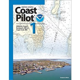 NOS Coast Pilot 1: 48ED/2018  Atlantic Coast Eastport ME to Cape Cod MA