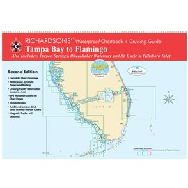 MTP Tampa Bay to Flamingo by Richardsons Chartbook &  Cruising Guide