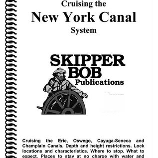 SKI New York Canal System Skipper Bob Cruising Guide