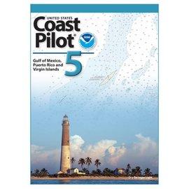 NOS Coast Pilot 5: 46E/2018 Gulf of Mexico, Puerto Rico, and Virgin Island