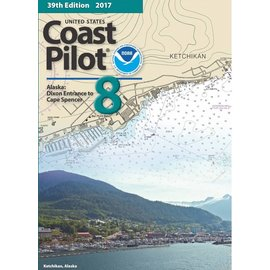 NOS Coast Pilot 8: 40E/2018 Alaska: Dixon Entrance - Cape Spencer