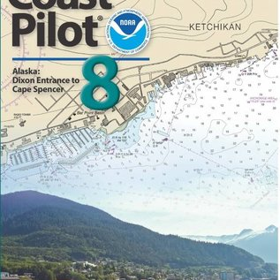 NOS Coast Pilot 8: 39E/2017 Alaska: Dixon Entrance - Cape Spencer