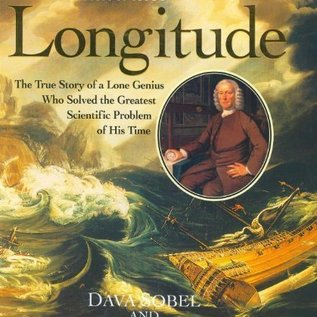 WAL The Illustrated Longitude: The True Story of the Lone Genius Who Solved the Greatest Scientific Problem of His Time