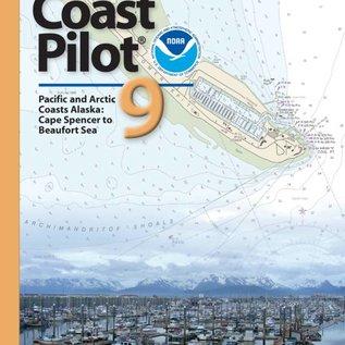 NOS Coast Pilot 9: 36E/2018 Pacific and Arctic Coasts Alaska: Cape Spencer to Beaufort Sea
