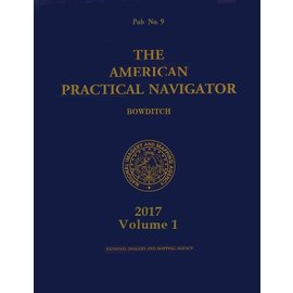 GPO Bowditch American Practical Navigator 2017 PUB9 Vol I (Text)