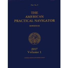 GPO Bowditch American Practical Navigator 2017 PUB9 Vol I (Text)