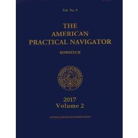 GPO Bowditch American Practical Navigator 2017 PUB9 Vol II (Tables)