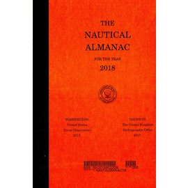 GPO Nautical Almanac 2018