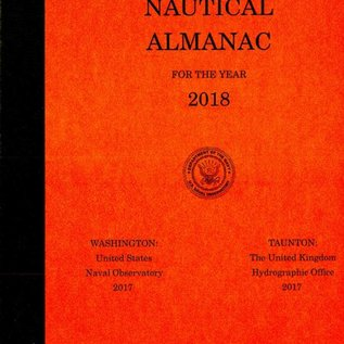 GPO Nautical Almanac 2018