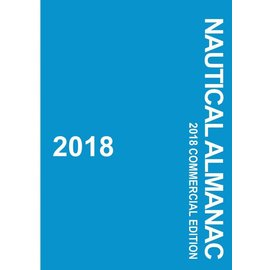PRC Nautical Almanac 2018 Commercial Edition