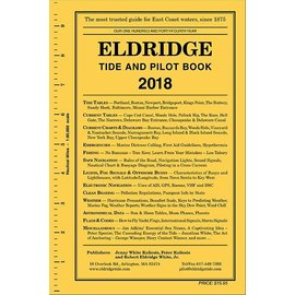 Eldridge 2018 Tide and Pilot Book