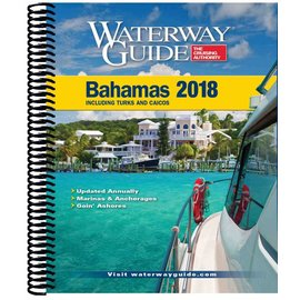 WG Waterway Guide Bahamas 2018